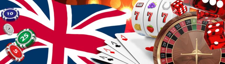 british flag, online casino games